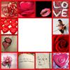 marcos para fotos de amor y flores
