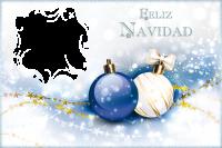 tarjeta de navidad de feliz navidad