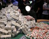 jugador de poker ganador del premio