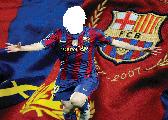 jugador del barcelona leo messi